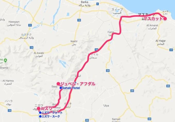 th_ニズワツアー【オマーン旅MAP】