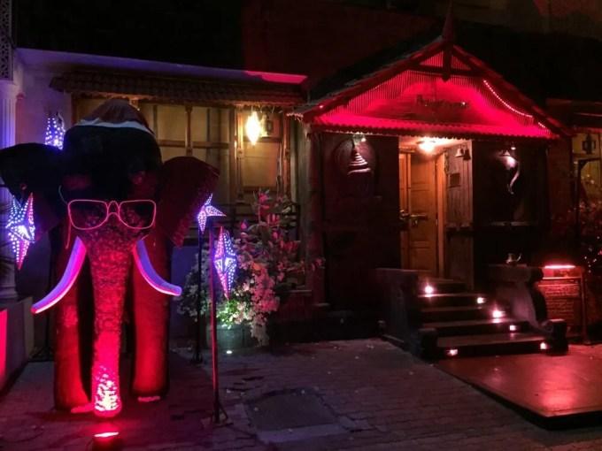 Anathapuri Restaurant(マスカット)【オマーン旅④】