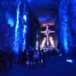 ボゴタから2時間!シパキラで地下220mに広がる「塩の大聖堂」を見る★【コロンビア旅行⑥】