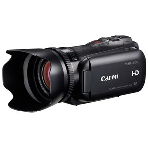 Canon VIXIA HF G10 with Full HD 1920 x 1080 Video and 3 5