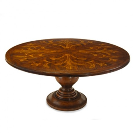 john richard eur 10 0005 villa round dining table | Home