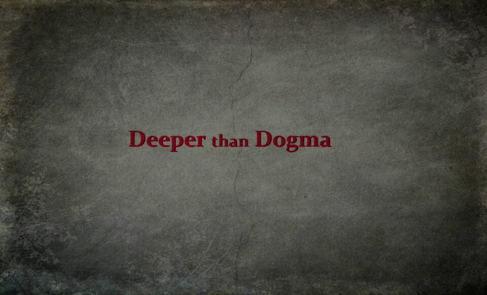 "Deeper Than Dogma Ep09 ""Deism"" - YouTube"