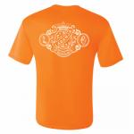 Orange And Tan Laranja Xl T-Shirt - XL