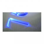 Luxello LED Room Number Sign by Luxello