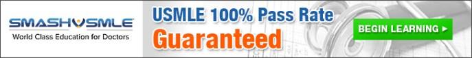 USMLE 100% Pass Rate Guaranteed