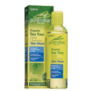 Australian Tea Tree Reiniging Huid gezicht & lichaam