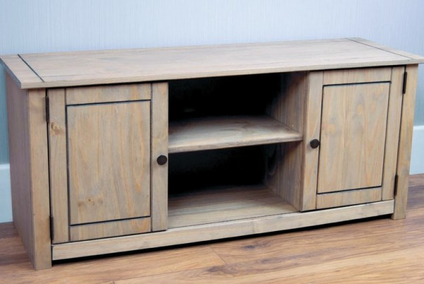 €58.99 instead of €123.61 for a Panama flat screen TV unit from Home Discount - save 52%