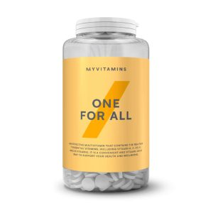 Myvitamins One For All - 90tabletter