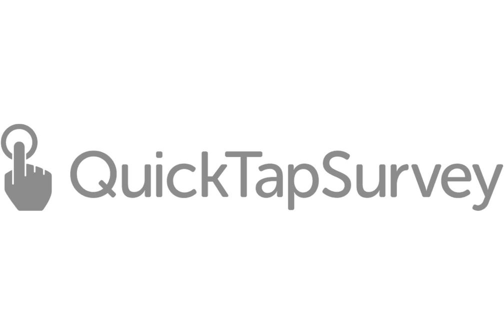quick tap survey web