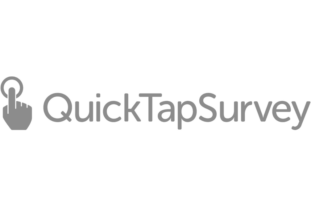 quick tap survey web
