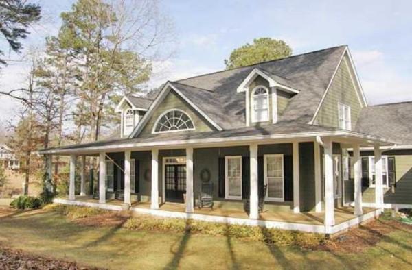 Amber Lake Ball Ground House