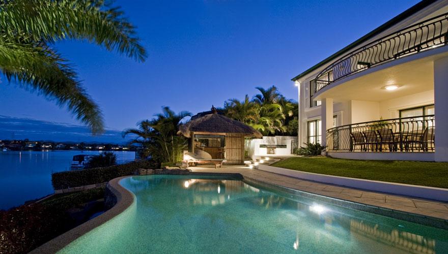 Myrtle Beach Waterfront Home Rentals