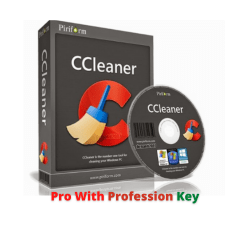 CCleaner Pro Crack 5.77.8521 With Professional Key 2021