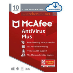 McAfee Antivirus 19.0.4016 Crack + Free Activation Code 2021 [LATEST]