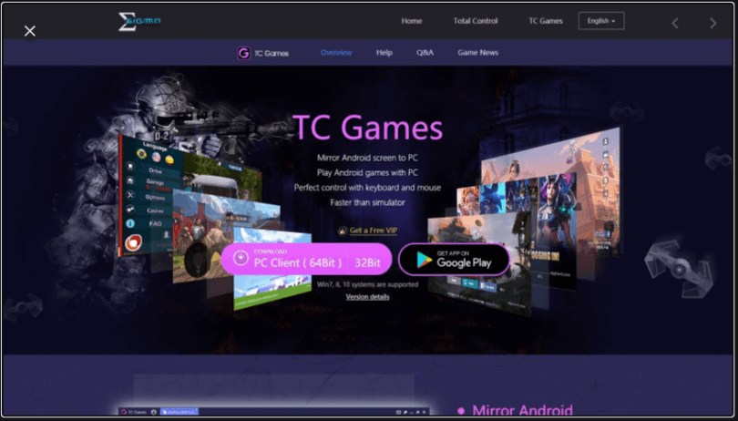 TC Games Crack 3.0.1 Total Control Latest Version
