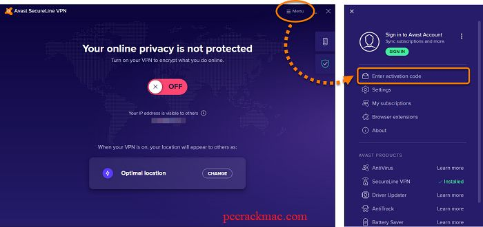 Avast VPN With Crack