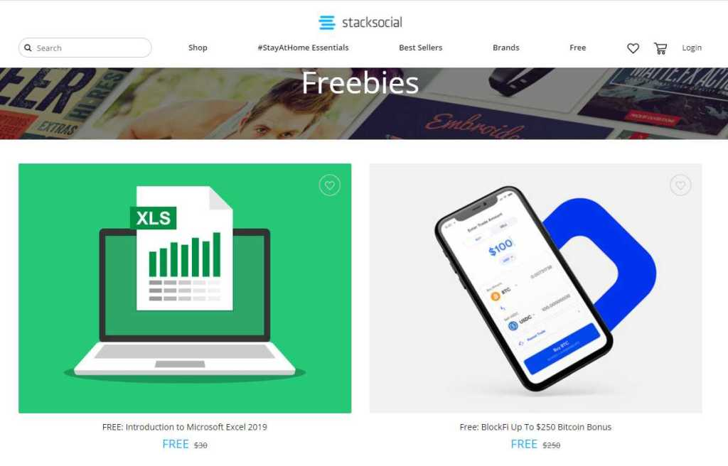 StackSocial Review, Is StackSocial Legit, StackSocial freebies