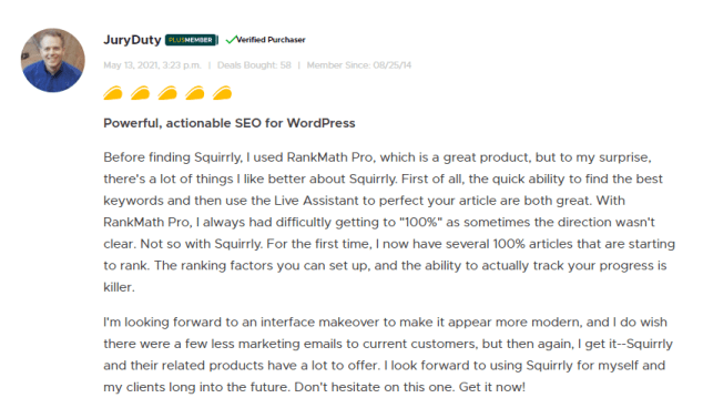 Squirrly SEO Review, Squirrly SEO dicount coupon