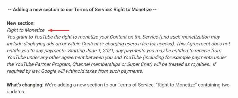 YouTube to start showing ads on non-monetized videos