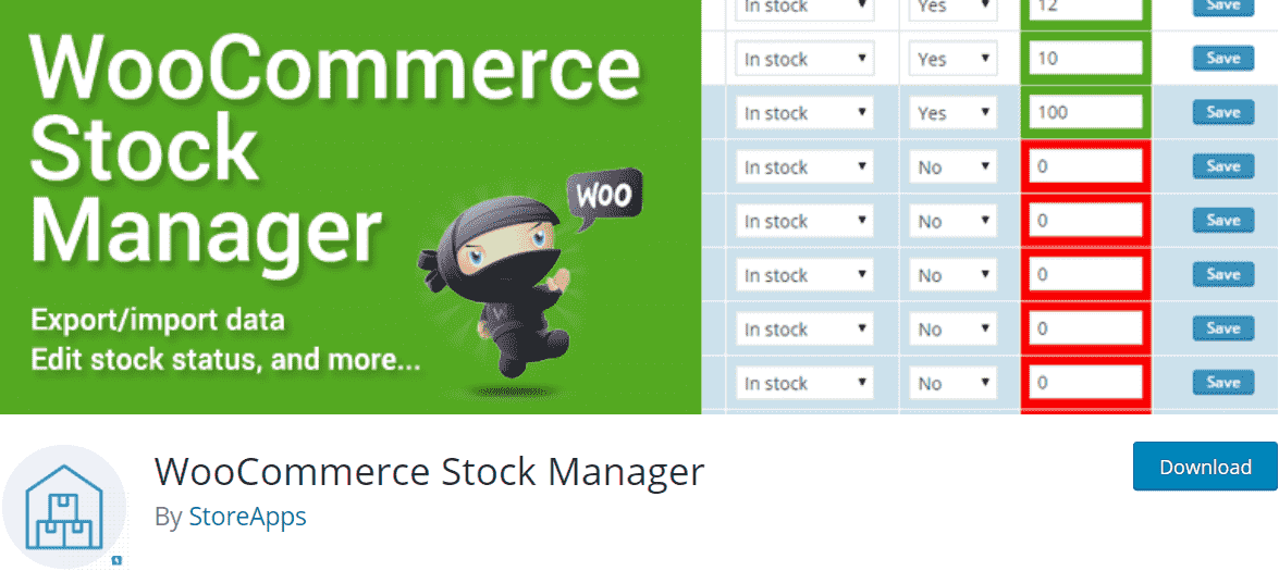 Vulnerability Patched in WooCommerce Stock Manager Plugin