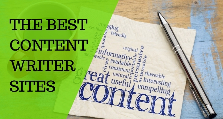 The Best Content Writer Sites