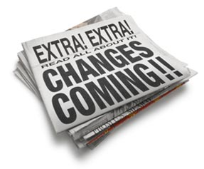 SEO Strategy - changes coming!