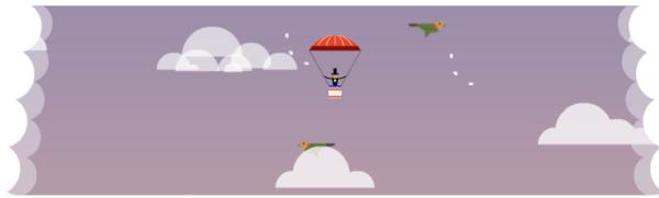 Google Parachute Logo3