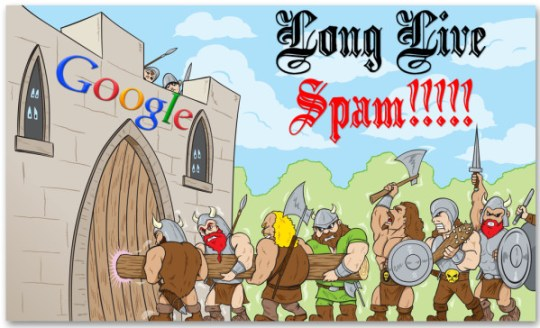 Google Sees Spammers at the Gates