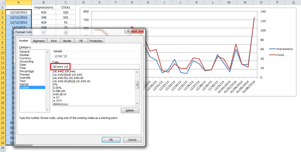 Formatting Date Ranges for Clarity