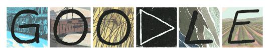 Google Steinbeck logo