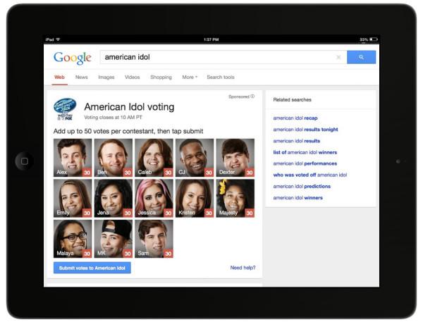 google-american-idol-submit