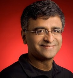 Sridhar Ramaswamy, Google head of ads and commerce
