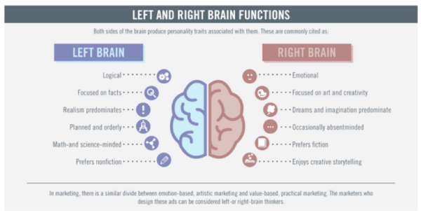 Left Right Brain