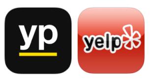 YP + Yelp