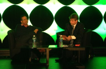Amit Singhal and Danny Sullivan chat Google Search