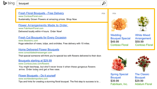 Bing Ads Product Ads Available in US