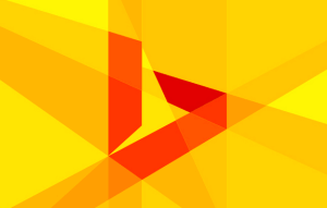 Bing logo large