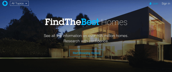 FindTheBest Homes