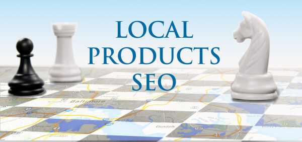 Local Product Search Optimization