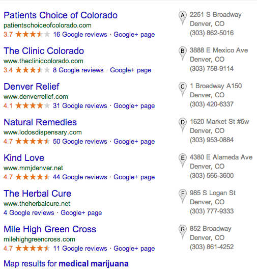 medical marijuana   Google Search Denver