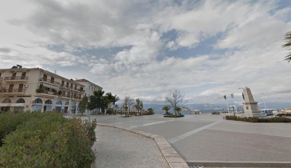 Greece's seaport town of Nafplio