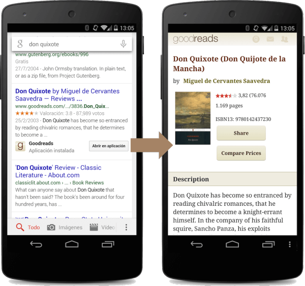 goodreads-app-indexing