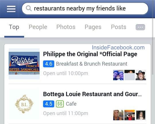 graph-search-restaurants