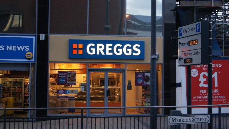 Greggs Bakery 3872 X 2176