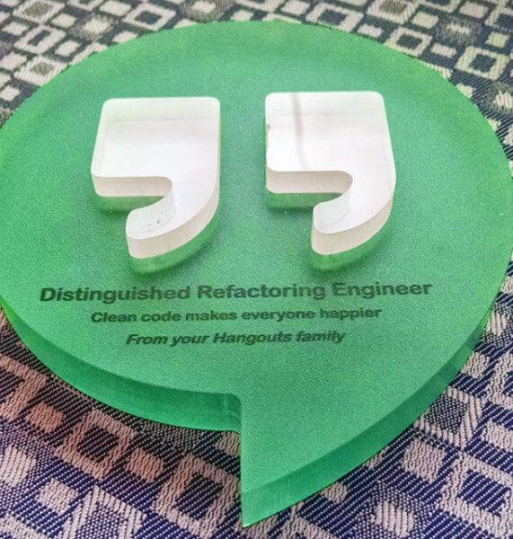 google-hangouts-refactoring-trophy-1407325726