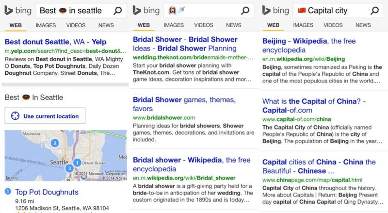 Bing emoji