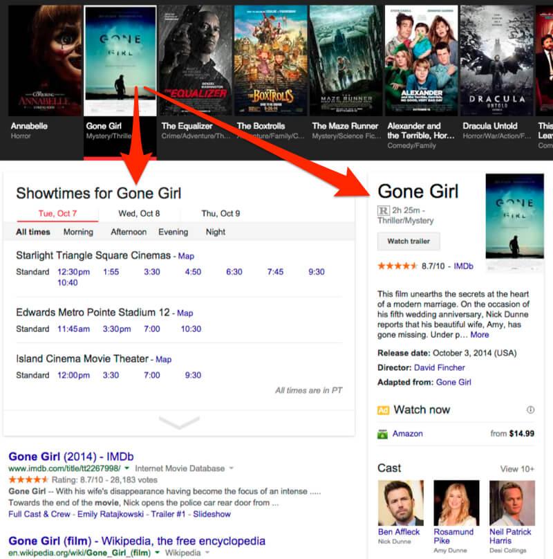 google gone girl