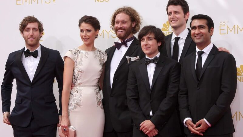 HBO Silicon Valley Cast at Emmy Awards