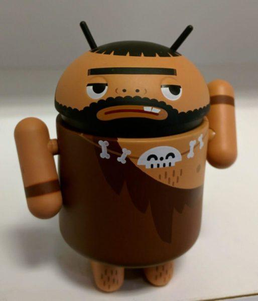 android-caveman