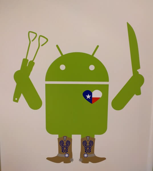 android-bbq